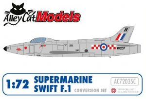 Supermarine Swift F1 Conversion